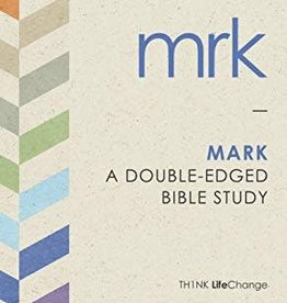 Navigators Mark:  A double-edgd Bible Study 4077