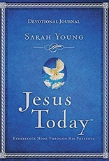 Young, Sarah Jesus Today Devotional Journal 8920