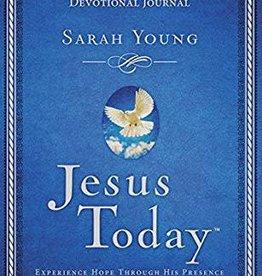 Young, Sarah Jesus Today Devotional Journal
