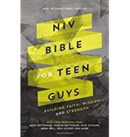 NIV Bible for Teen Guys, 2981