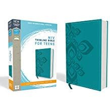 NIV Thinline Bible for Teens  8693