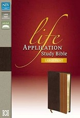 NIV Life Applcation Study Bible, Large Print, Indexed 1313
