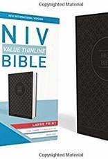 NIV Value Thinline Bible Large Print 8518