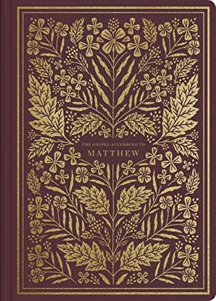 ESV Illuminated Scripture Journal:  Matthew  4833