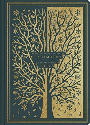 ESV Illuminated Scripture Journal:  1-2 Timothy and Titus  4925