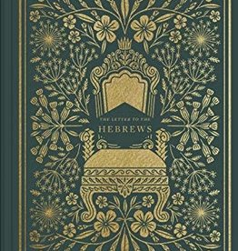 ESV Illuminated Scripture Journal:  Hebrews  4932