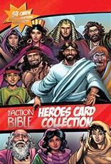 Cariello, Sergio Action Bible Heroes Card Collection 2612