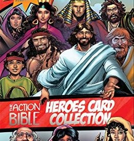 Cariello, Sergio Action Bible Heroes Card Collection 2612