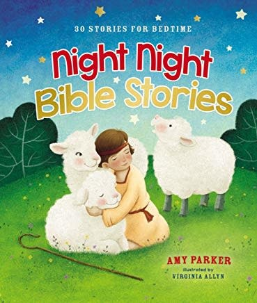 Parker, Amy Night, Night Bible Stories 8913