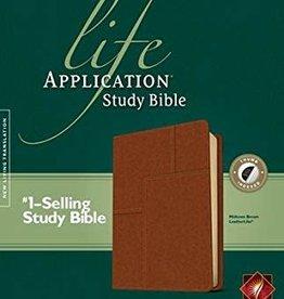 NLT Life Application Study Bible 8495