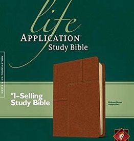 NLT Life Application Study Bible 8488