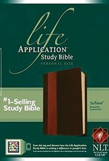 NLT Life Application Study Bible Personal Size 6332