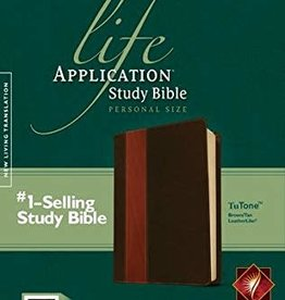 NLT Life Application Study Bible Personal Size 6332
