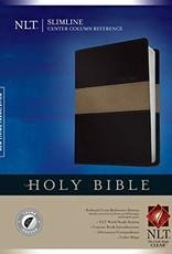 NLT Slimline CCenter Column Reference Bible 1113