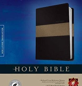 NLT Slimline CCenter Column Reference Bible 1113