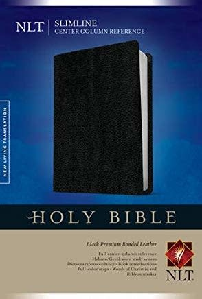 NLT Slimline Center Column Referene Bible 1083