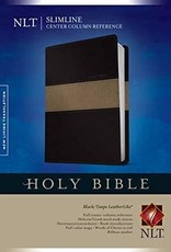 NLT Slimline Center Column Reference Bible 1090