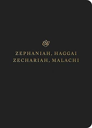 ESV Scripture Journal - Zephaniah, Haggai, Zechariah, Malachi 5144