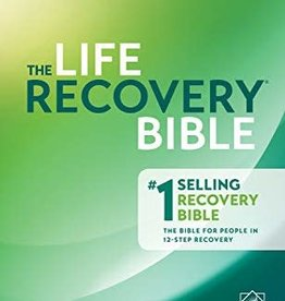 NLT Life Recovery Bible 7571