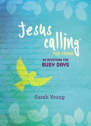 Young, Sarah Jesus Calling;  50 Devotions for Busy  Days 4385