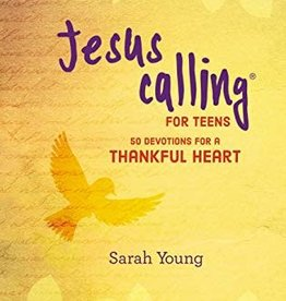 Young, Sarah Jesus Calling:  50 Devotonls for a Thankful Heart 4361