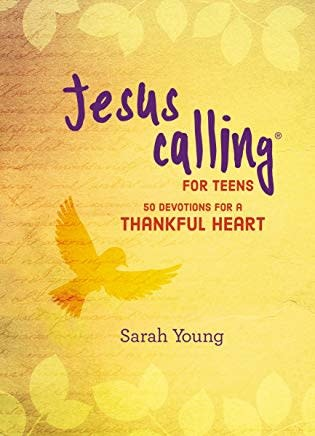 Young, Sarah Jesus Calling:  50 Devotions for a Thankful Heart 4361