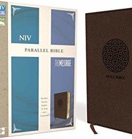 NIV Parallel Bible with The Message