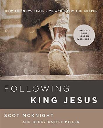 Following King Jesus 5992