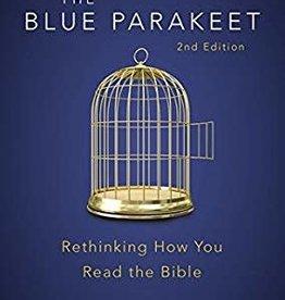 Blue Parakeet 8929