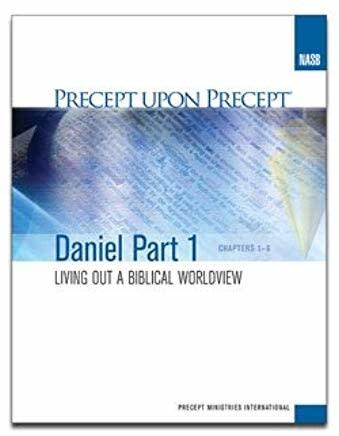 Daniel - Part 1 - Precepts