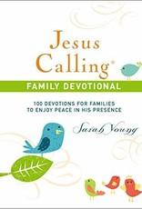 Jesus Calling Family Devotional  9958