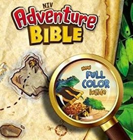 NIV Adventure Bible Hardcover Thumb Index  9272
