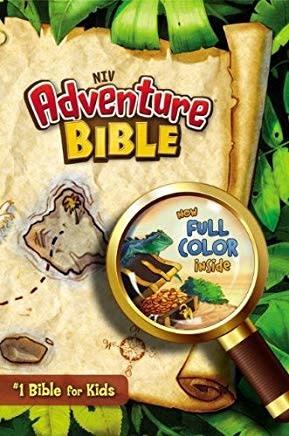 NIV Adventure Bible Hardcover  9272