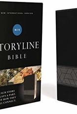 NIV Storyline Bible -  Black  0206