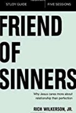 Friend of Sinners, Study Guide 5705
