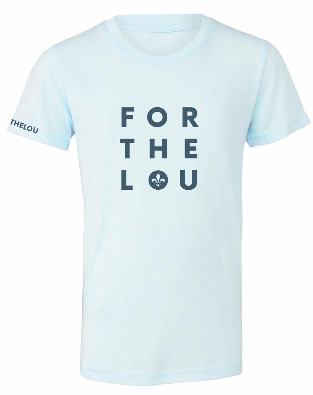 Forthelou - T-Shirt - YouthMedium
