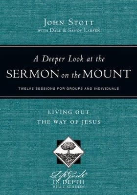 A Deeper Look at The Sermon on the Mount 1043