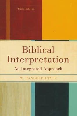 Biblical Interpretation 9859