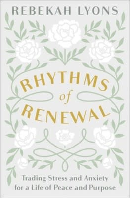Lyons, Rebekah Rhythms of Renewal 6141