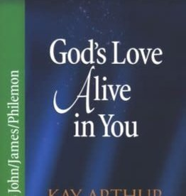 Arthur, Kay God's Love Alive in You 2709