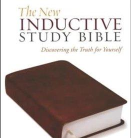 NASB Inductive Study Bible 7302
