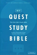 NIV Quest Study Bible Hardcover 0818
