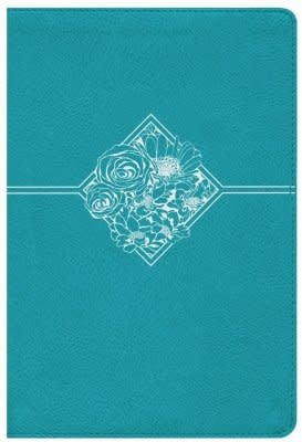 NIV Quest Study Bible, Teal 0863