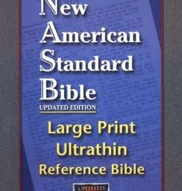 NASB Large Print Reference Bible 1316