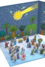 Birth of Jesus Advent Calendar  8596