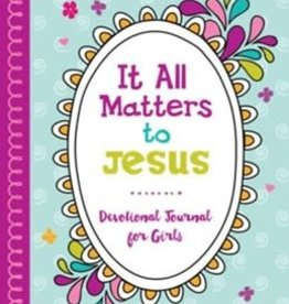It All Matters to Jesus - for girls 8783