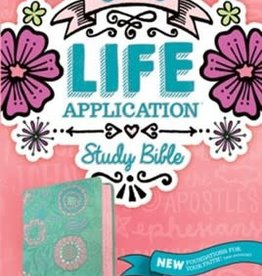 NLT Girls Life Application Bible 5384