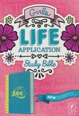NLT Girls Life Application Bible 7801