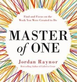 Raynor, Jordan Master of One 3332