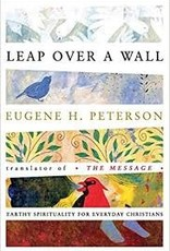 Peterson, Eugene H Leap Over a Wall 5227